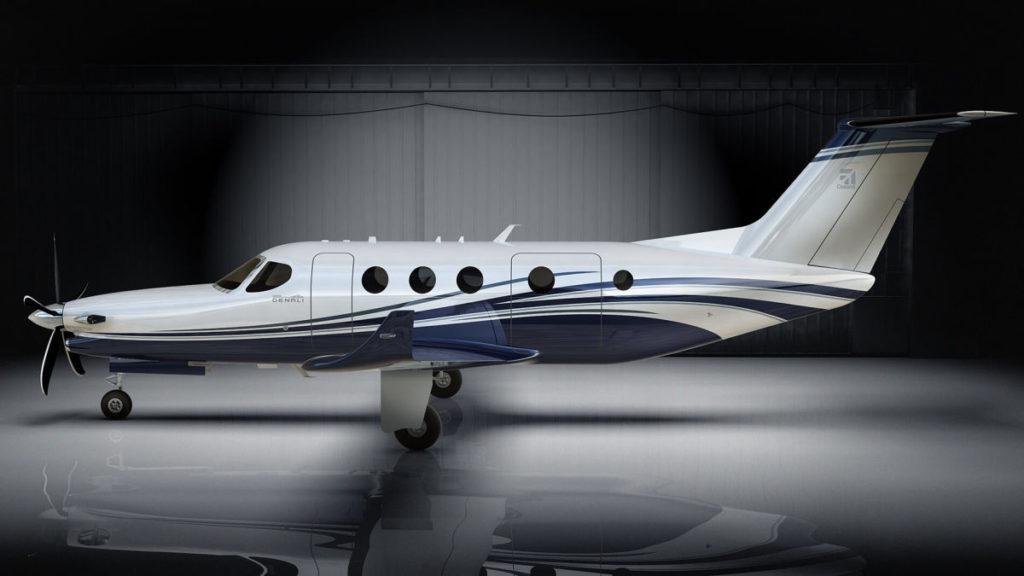 Textron Aviation debuts Cessna Denali single engine turboprop at Oshkosh