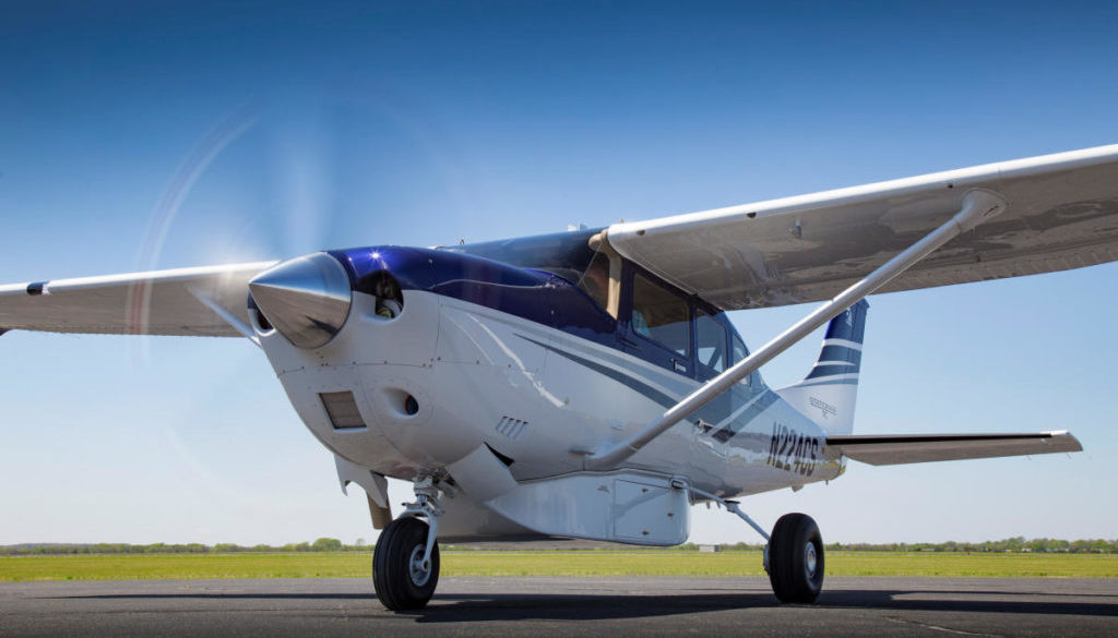 Cessna introduces Turbo Stationair HD a proven platform with enhanced payload